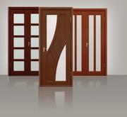 Межкомнатные двери и накладки из МДФ